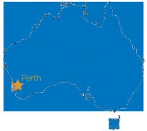 MAP australia-map