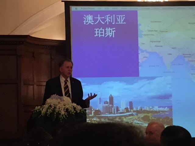Barry Marshall presentation