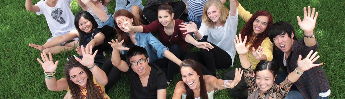 F_Phoenix_Students_on_lawn